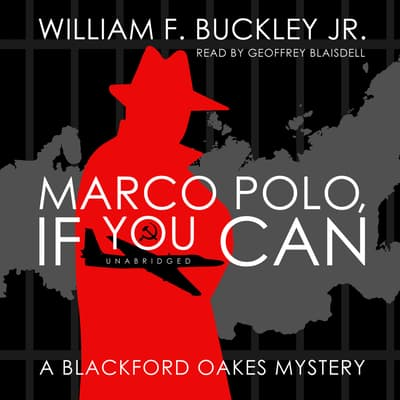 Marco Polo, If You Can by William F. Buckley audiobook