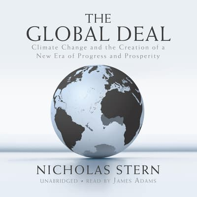 The Global Deal by Nicholas Stern audiobook
