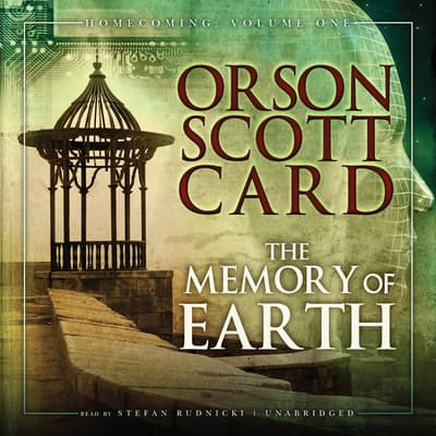 The Memory of Earth by Orson Scott Card audiobook