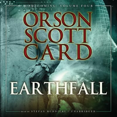 Earthfall by Orson Scott Card audiobook