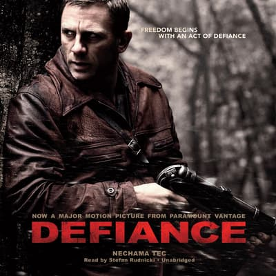 Defiance by Nechama Tec audiobook