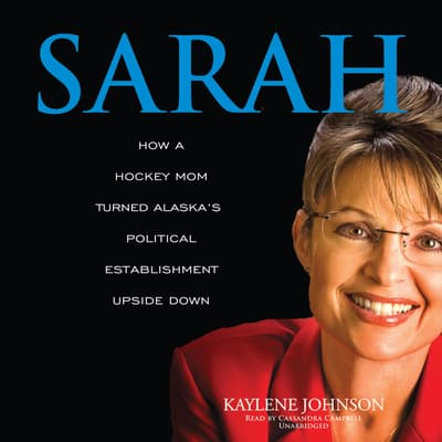 Sarah by Kaylene Johnson audiobook