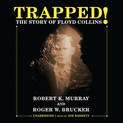 Trapped! by Robert K. Murray audiobook