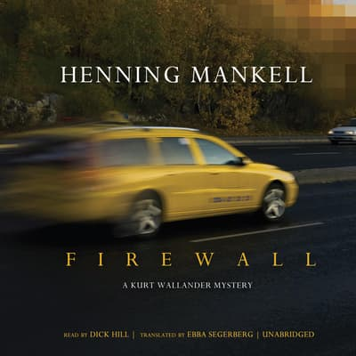 Firewall by Henning Mankell audiobook