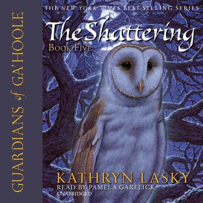 The Shattering by Kathryn Lasky audiobook