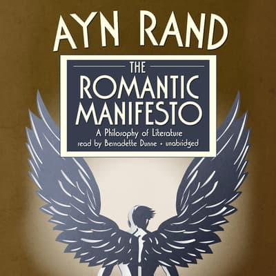 The Romantic Manifesto by Ayn Rand audiobook