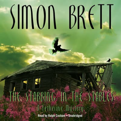 The Stabbing in the Stables by Simon Brett audiobook