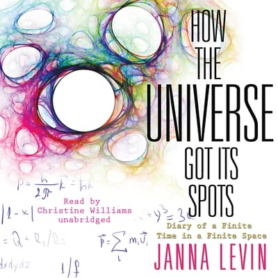 How the Universe Got Its Spots by Janna Levin audiobook