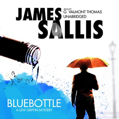 Bluebottle by James Sallis audiobook