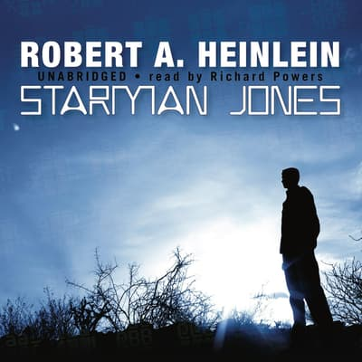Starman Jones by Robert A. Heinlein audiobook