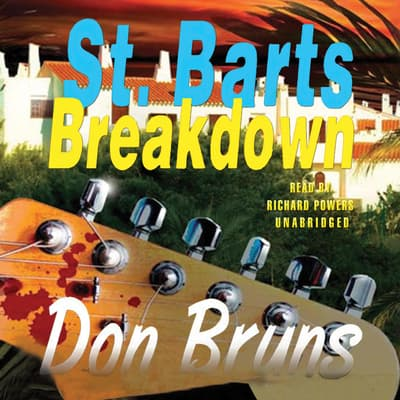 St. Barts Breakdown by Don Bruns audiobook