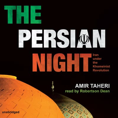 The Persian Night by Amir Taheri audiobook