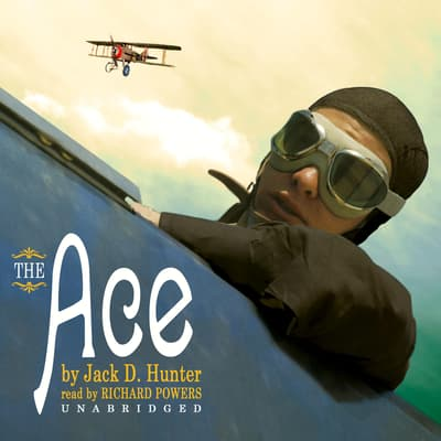 The Ace by Jack D. Hunter audiobook