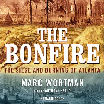 The Bonfire by Marc Wortman audiobook