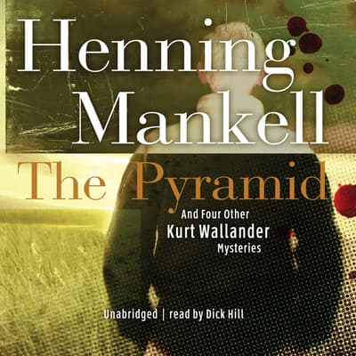 The Pyramid by Henning Mankell audiobook