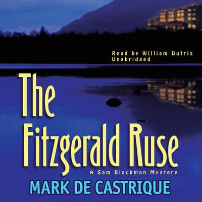 The Fitzgerald Ruse by Mark de Castrique audiobook