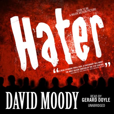 Hater by David Moody audiobook