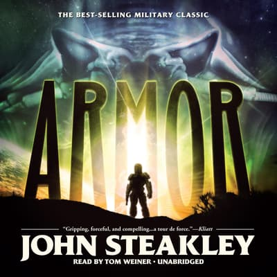Armor by John Steakley audiobook