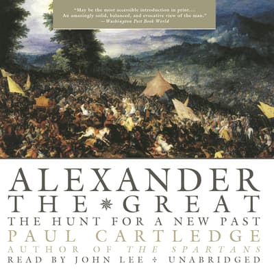 Alexander the Great by Paul Cartledge audiobook
