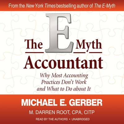 The E-Myth Accountant by Michael E. Gerber audiobook