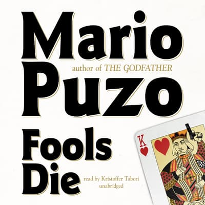 Fools Die by Mario Puzo audiobook