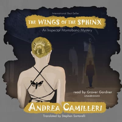 The Wings of the Sphinx by Andrea Camilleri audiobook