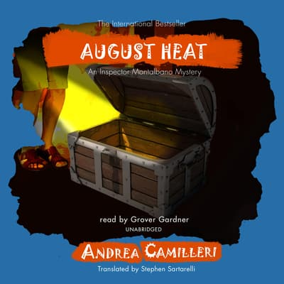 August Heat by Andrea Camilleri audiobook