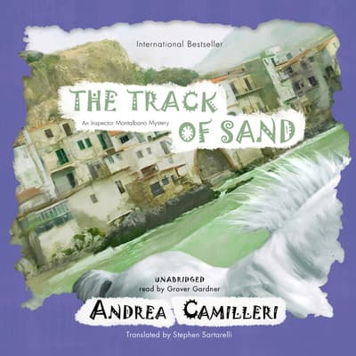 The Track of Sand by Andrea Camilleri audiobook