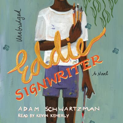 Eddie Signwriter by Adam Schwartzman audiobook