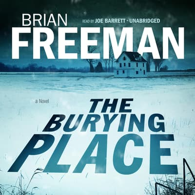 The Burying Place by Brian Freeman audiobook