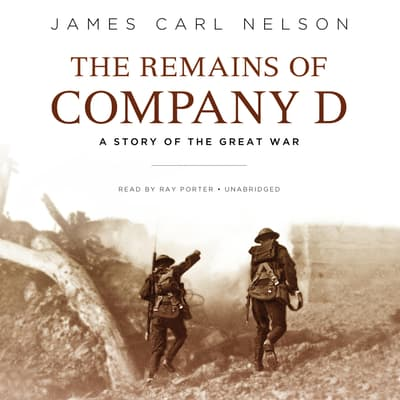 The Remains of Company D by James Carl Nelson audiobook