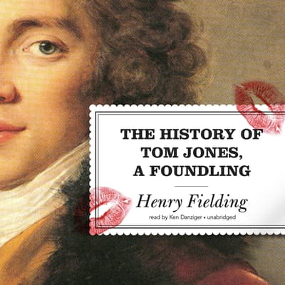 The History of Tom Jones, a Foundling by Henry Fielding audiobook