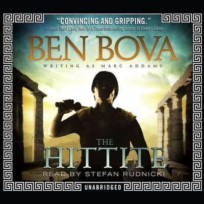 The Hittite by Ben Bova audiobook