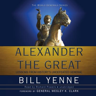 Alexander the Great by Bill Yenne audiobook