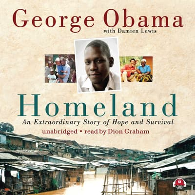 Homeland by George Obama audiobook