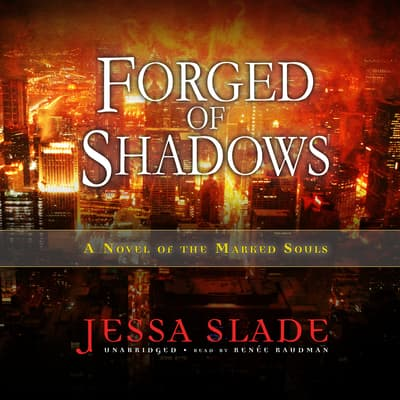 Forged of Shadows by Jessa Slade audiobook