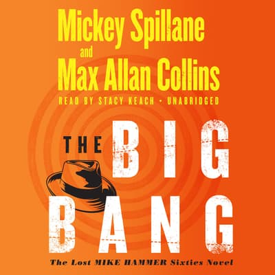 The Big Bang by Mickey Spillane audiobook