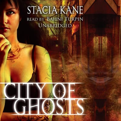City of Ghosts by Stacia Kane audiobook