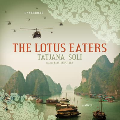 The Lotus Eaters by Tatjana Soli audiobook