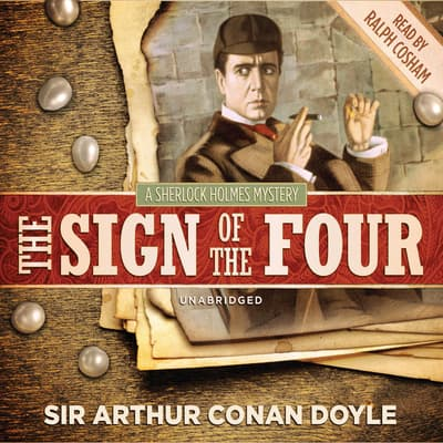 The Sign of the Four by Arthur Conan Doyle audiobook