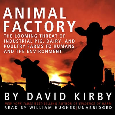Animal Factory by David Kirby audiobook