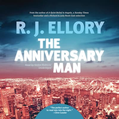 The Anniversary Man by R. J. Ellory audiobook