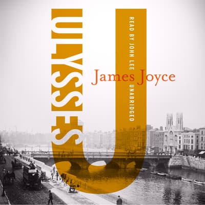 Ulysses by James Joyce audiobook