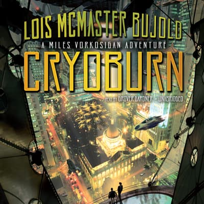 Cryoburn by Lois McMaster Bujold audiobook