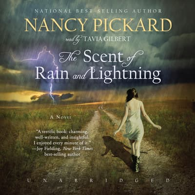 The Scent of Rain and Lightning by Nancy Pickard audiobook