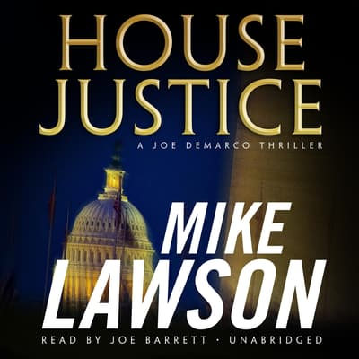 House Justice by Mike Lawson audiobook