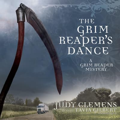 The Grim Reaper's Dance by Judy Clemens audiobook