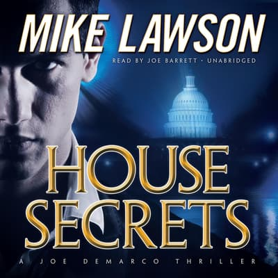 House Secrets by Mike Lawson audiobook