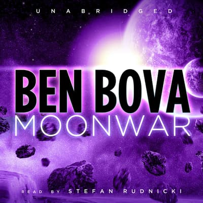 Moonwar by Ben Bova audiobook