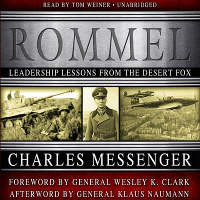 Rommel by Charles Messenger audiobook